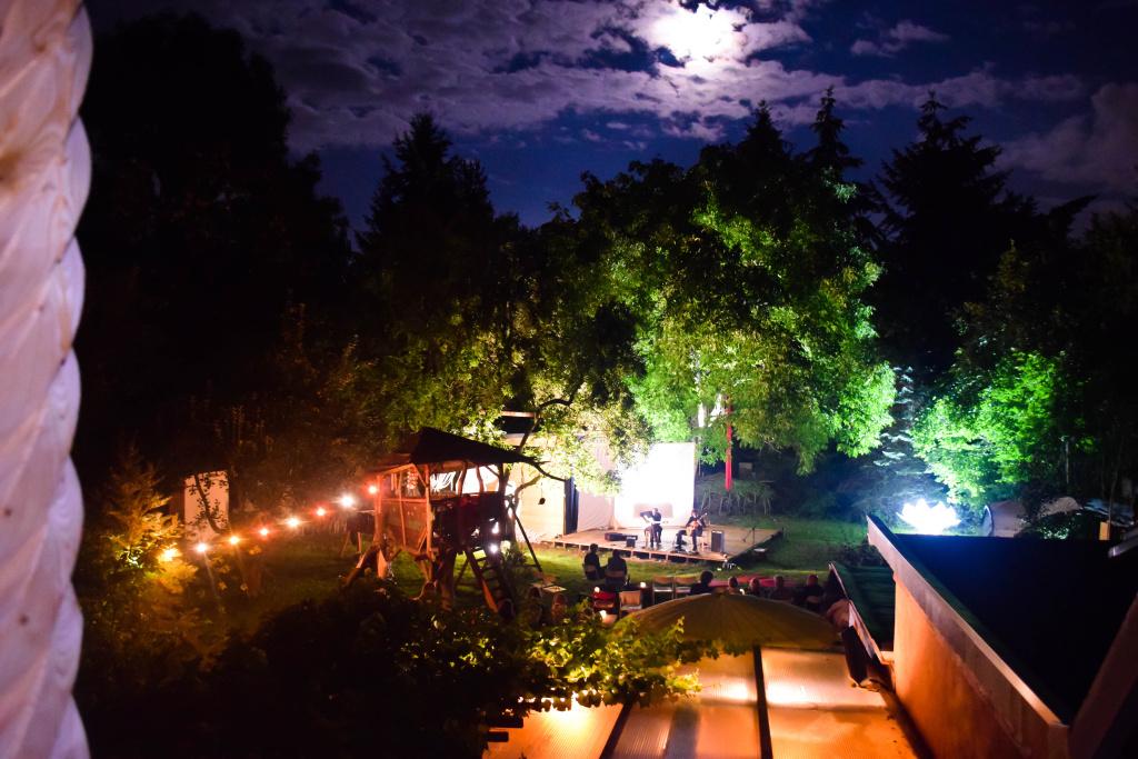 Musik in Klotzscher Gärten 2015