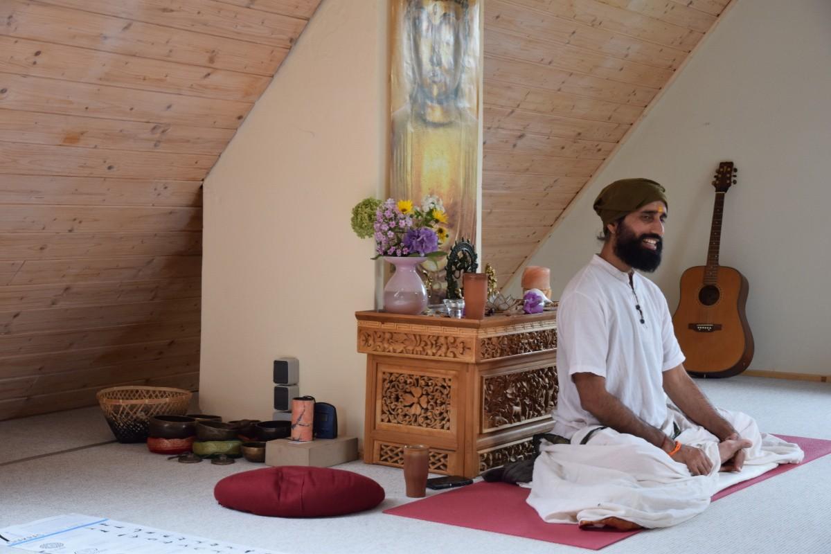 Workshops und Yoga bei Yogamaya