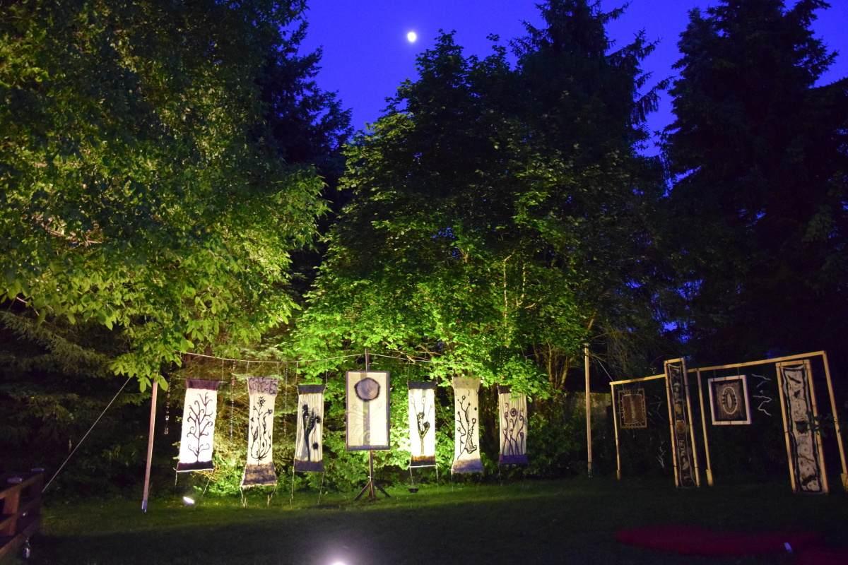KunstOffen Sachsen 30.5.-1.6.2020 bei uns im Garten
